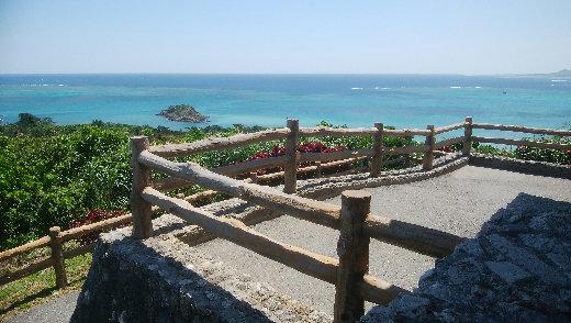 石垣島 展望台