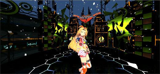 ユニティちゃん Candy Rock Star ライブステージ 03 @IDEALENS