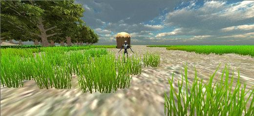 Walk the VR World 02 @IDEALENS