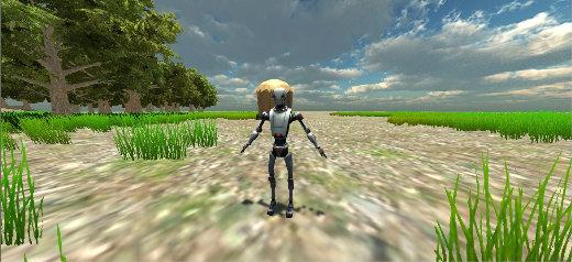Walk the VR World 03 @IDEALENS