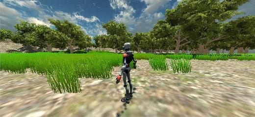 Walk the VR World 04 @IDEALENS
