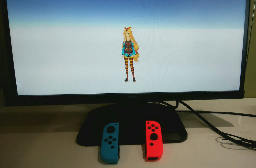 Unity Nintendo Switch Joy-Con