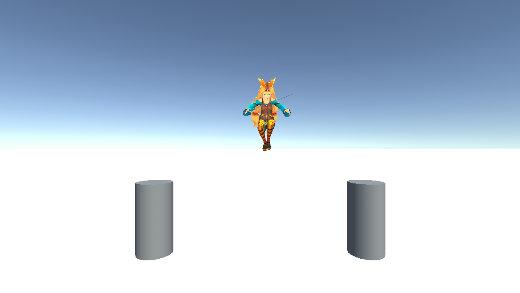 Android Joy-Con Unitychan Jump
