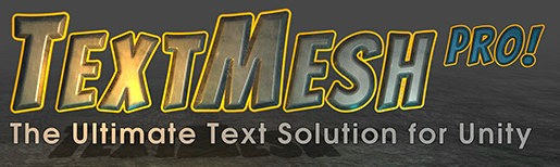 Unity TextMesh Pro