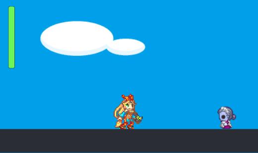 Unity 2Dアクションゲーム