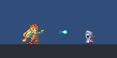 Unity 2D ドットユニティちゃんゴーストバスター