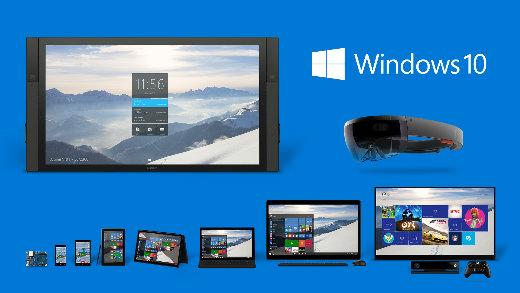 Windows 10 プラットフォーム