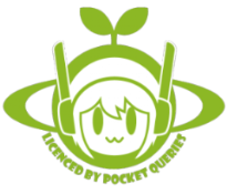 クエリちゃん ライセンス ロゴ